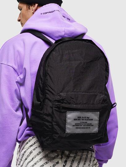 Diesel - BAPAK, Black - Backpacks - Image 8