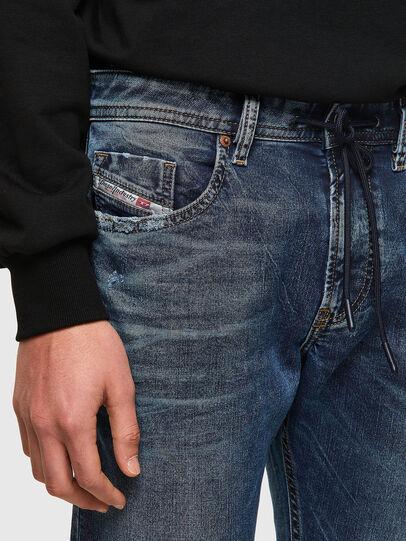Diesel - Thommer JoggJeans® 069SR, Dark Blue - Jeans - Image 4