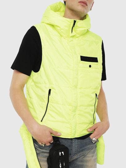 Diesel - W-SUN-REV-SLESS,  - Winter Jackets - Image 1