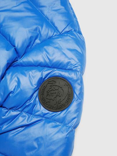 Diesel - JIAN, Blue - Jackets - Image 3