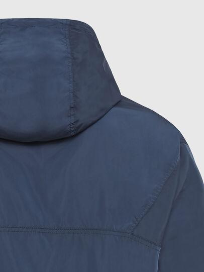 Diesel - J-ETHAN-KA, Blue - Jackets - Image 5