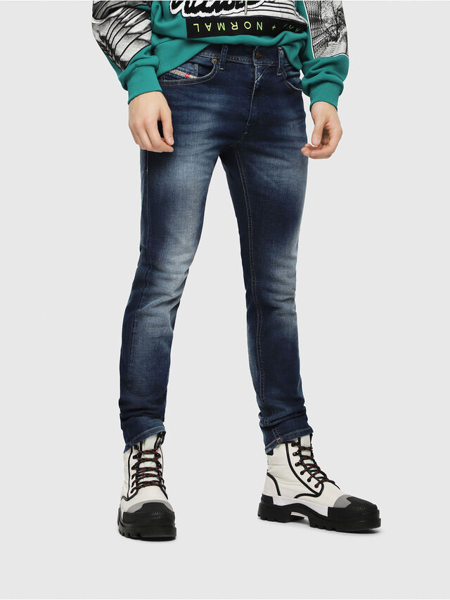 Diesel - Thommer 084GR, Medium blue - Jeans - Image 1
