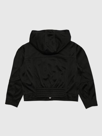 Diesel - SJEM, Black - Sweaters - Image 2