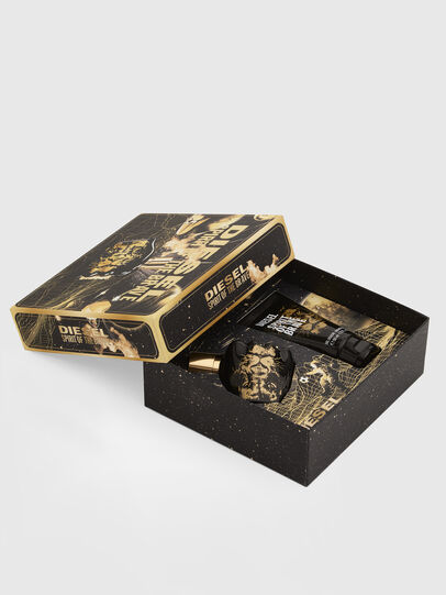 Diesel - SPIRIT OF THE BRAVE 35ML GIFT SET, Black/Gold - Only The Brave - Image 2