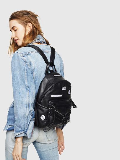 Diesel - LE-ZIPPER BACKPACK,  - Backpacks - Image 5