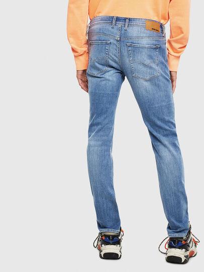 Diesel - Sleenker 0095G, Light Blue - Jeans - Image 2