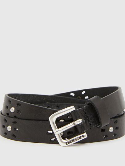Diesel - B-PERSS, Black - Belts - Image 2