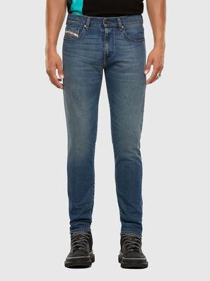 D-Strukt 009EI, Medium blue - Jeans