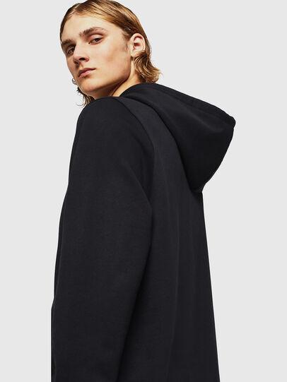 Diesel - SNEILBOOD-X1, Black - Sweaters - Image 3