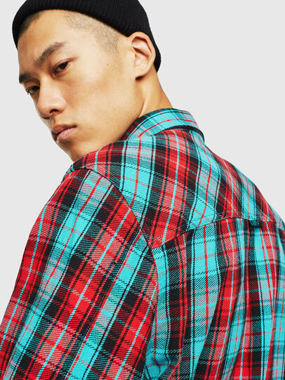 Diesel - S-GERRY-CHECK,  - Shirts - Image 5