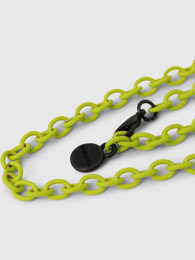 Diesel - N-ZED, Yellow Fluo - Bijoux and Gadgets - Image 2