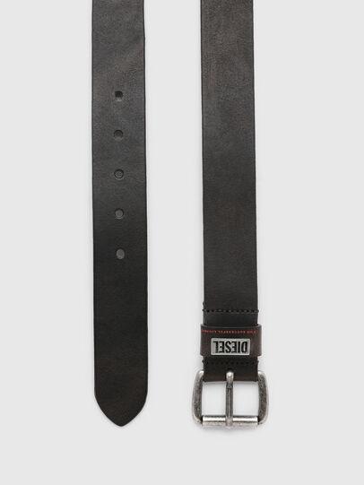 Diesel - B-LOGIN, Brown - Belts - Image 3