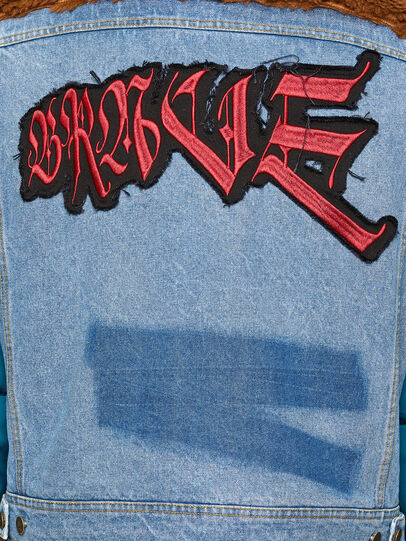 Diesel - W-HEROESY,  - Winter Jackets - Image 6