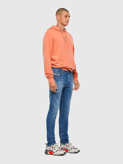 Diesel - D-Luster 009EK, Light Blue - Jeans - Image 5