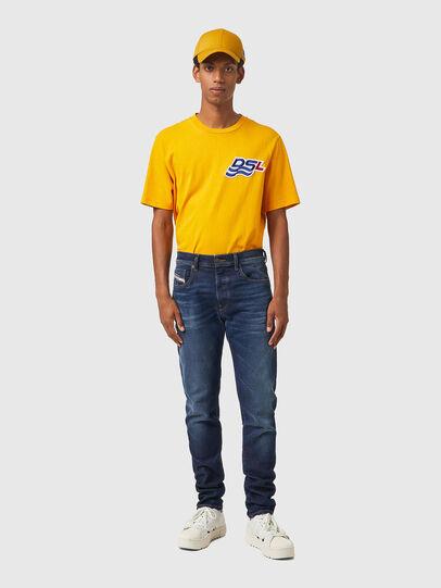 Diesel - D-Strukt JoggJeans® 069XG, Dark Blue - Jeans - Image 5