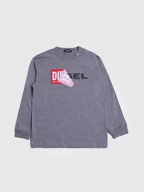 TEDRI OVER, Grey - T-shirts and Tops
