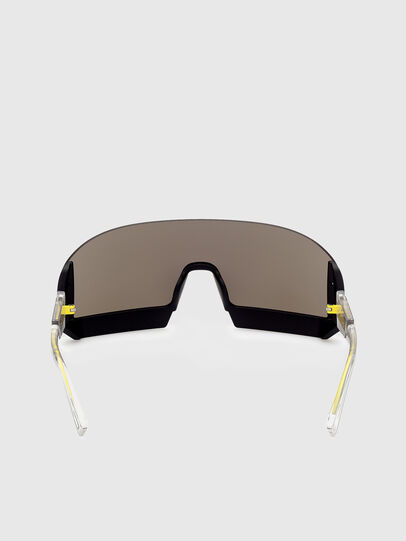 Diesel - DL0336, White - Sunglasses - Image 4