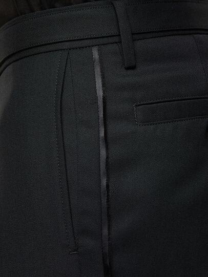 Diesel - P-SCOTT, Black - Pants - Image 4