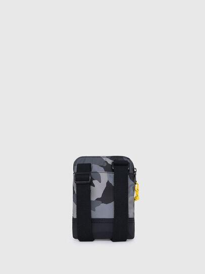 Diesel - VYGA, Grey/Black - Crossbody Bags - Image 2