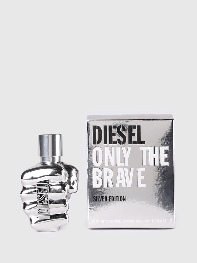 Only The Brave Silver Edition 50ml