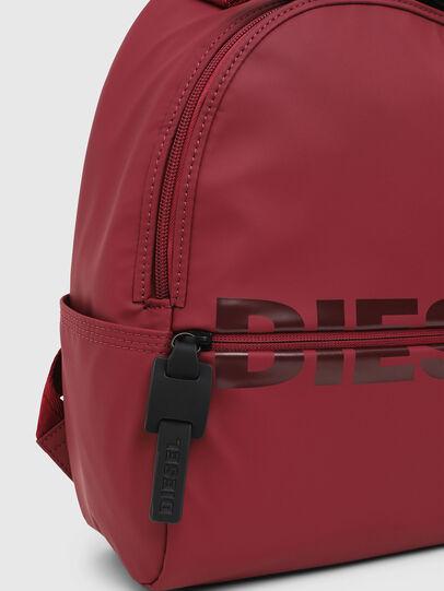 Diesel - F-BOLD BACK FL, Red - Backpacks - Image 4