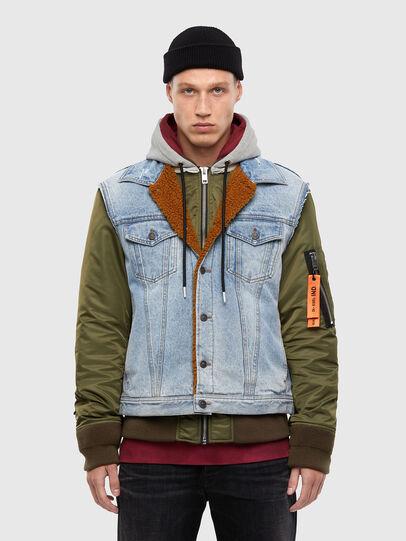 Diesel - W-STORMY,  - Winter Jackets - Image 1