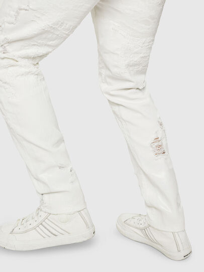 Diesel - Mharky 069GY, White - Jeans - Image 6