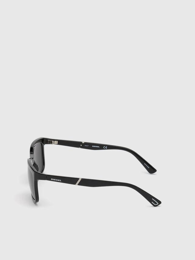 Diesel - DL0262, Black - Sunglasses - Image 3
