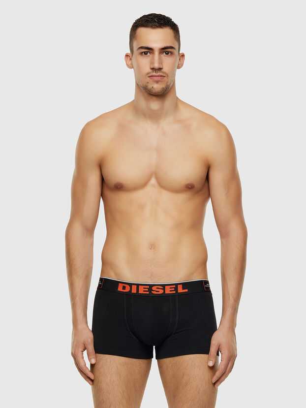 UMBX-DAMIEN-TECH, Black/Red - Trunks