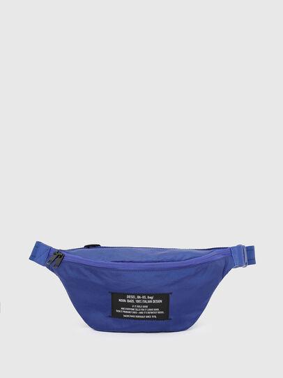 Diesel - F-SUSE BELT DZ, Blue - Belt bags - Image 1