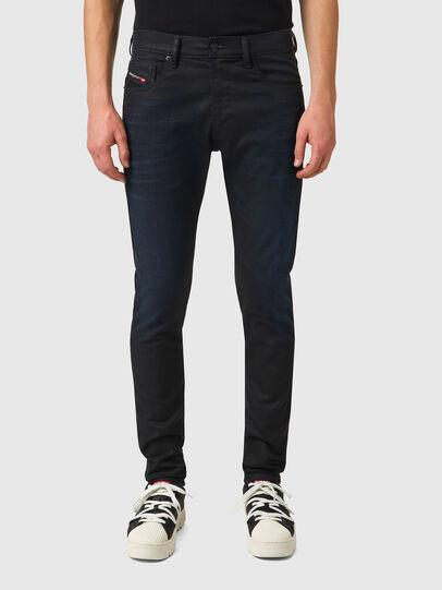 Diesel - D-Strukt JoggJeans® 069XN, Black/Dark grey - Jeans - Image 1