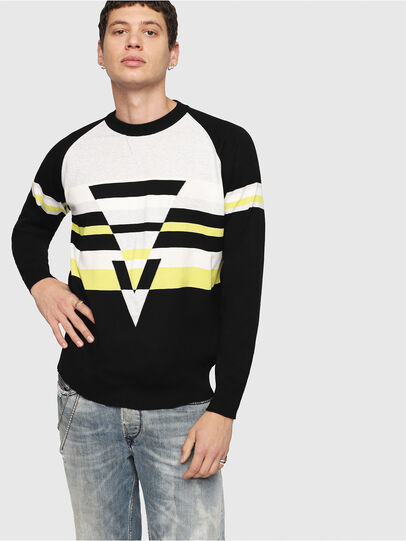 Diesel - K-SHUFF,  - Knitwear - Image 1
