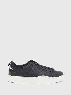 S-CLEVER LOW LACE, Black - Sneakers