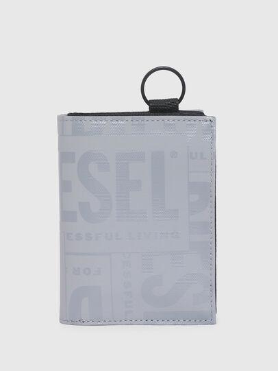 Diesel - YOSHI II, Grey - Small Wallets - Image 1