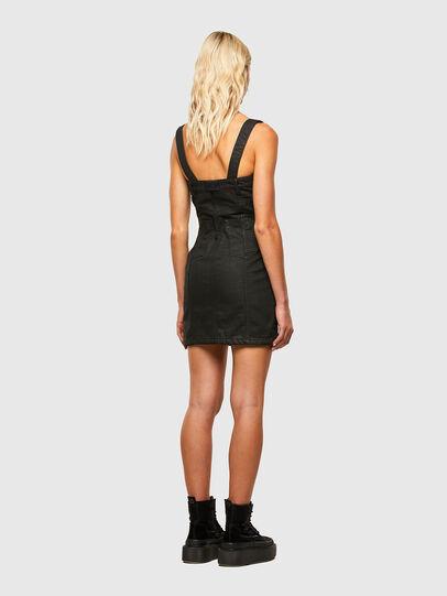 Diesel - DE-VOLCANO-SX, Black - Dresses - Image 2
