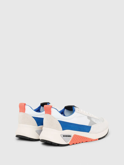 Diesel - S-KB LOW LACE II, Multicolor/White - Sneakers - Image 3