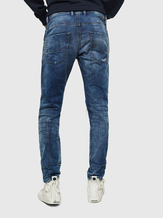 Diesel - Krooley JoggJeans 0685I, Medium blue - Jeans - Image 2