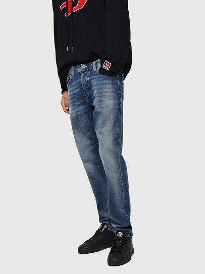 Diesel - Larkee-Beex 0853P, Medium blue - Jeans - Image 5