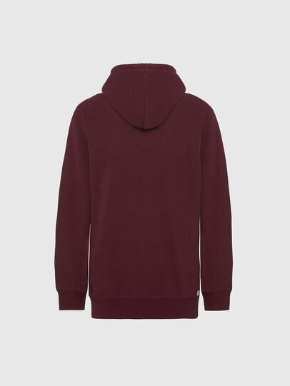 Diesel - UMLT-BRANDON-Z, Bordeaux - Sweaters - Image 2