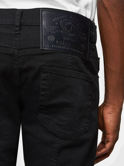 Diesel - D-Strukt 069TH, Black/Dark grey - Jeans - Image 4