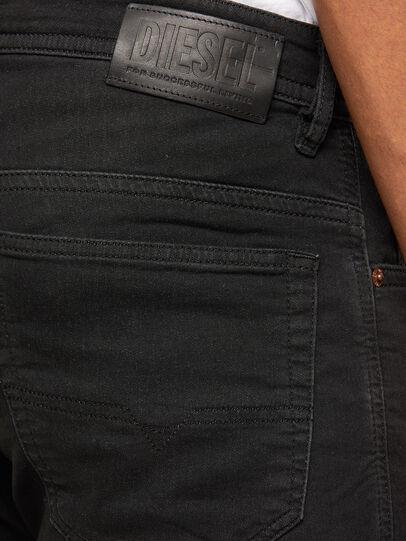 Diesel - Thommer JoggJeans® 009IC, Black/Dark grey - Jeans - Image 4