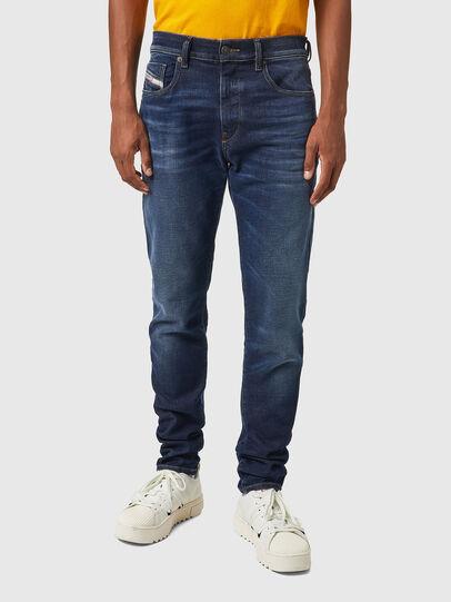 Diesel - D-Strukt JoggJeans® 069XG, Dark Blue - Jeans - Image 1