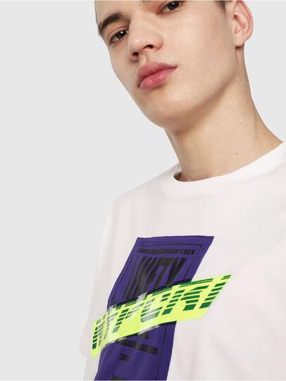 Diesel - T-JUST-Y7,  - T-Shirts - Image 3