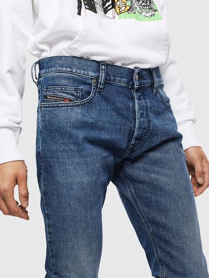 Diesel - D-Luster 0095H, Medium blue - Jeans - Image 3