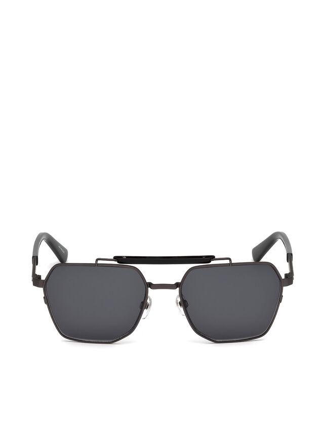 Diesel - DL0256, Black - Eyewear - Image 1