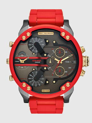 DZ7430, Red - Timeframes