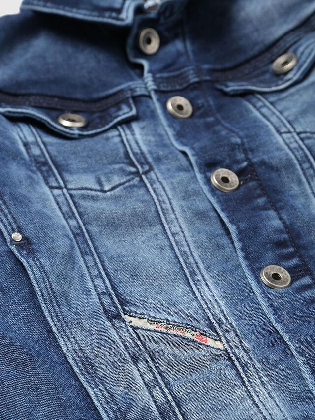 Diesel - JAFFYJ JOGGJEANS, Blue Jeans - Jackets - Image 3