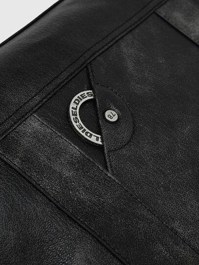 Diesel - ZAVIO, Black - Shopping and Shoulder Bags - Image 5