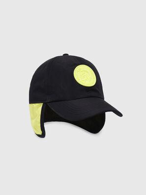 FLAKER-SKI, Black/Yellow - Ski wear
