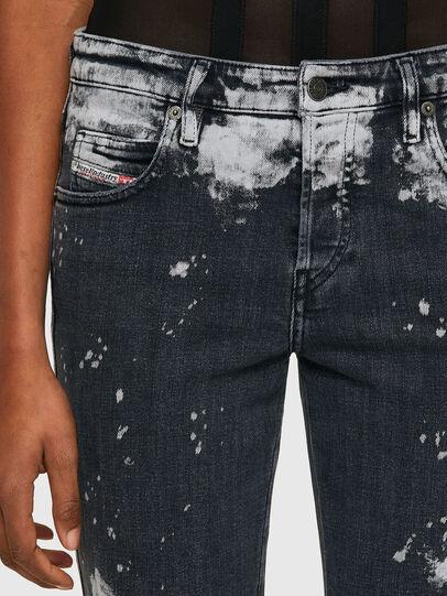 Diesel - Babhila 009RM, Black/Dark grey - Jeans - Image 3